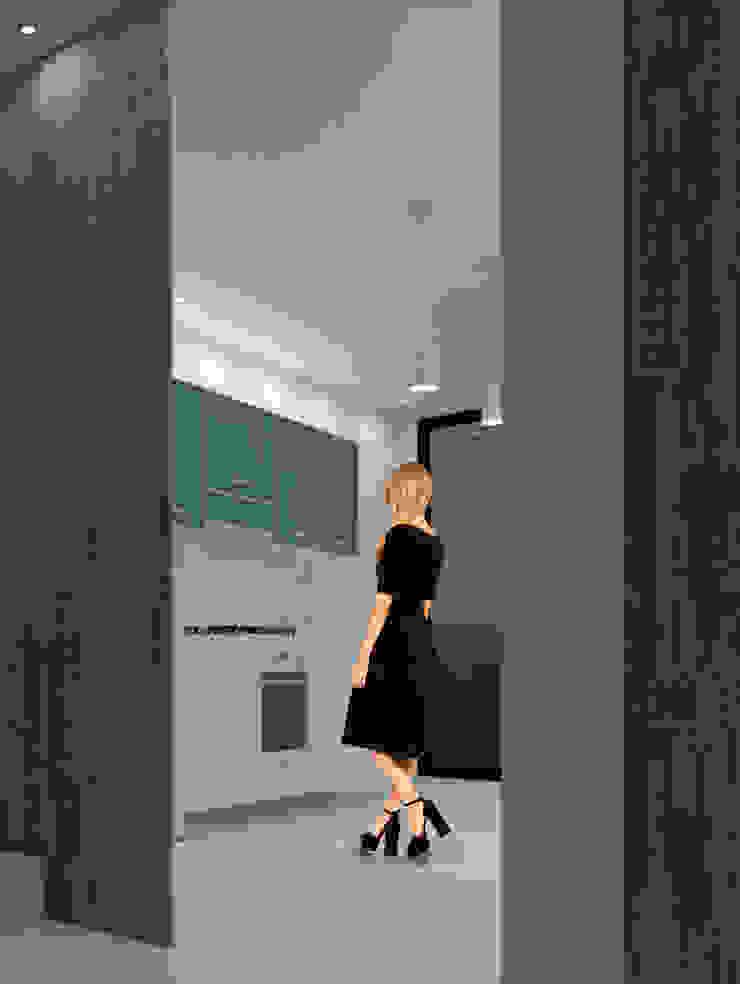 Cocinas modernas de Nuno Ladeiro, Arquitetura e Design Moderno