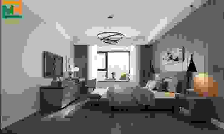 Thiết kế nội thất biệt thự phong cách hiện đại chắc chắn bạn sẽ thích bởi Thiết kế nội thất trọn gói Hiện đại Cục đá