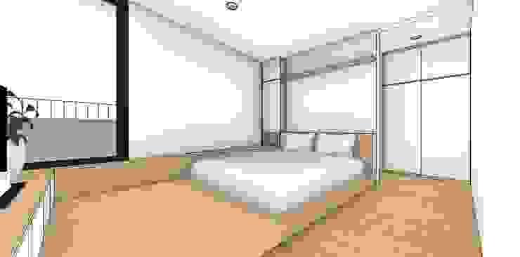 Kamar Tidur Utama Oleh KAIA Studio