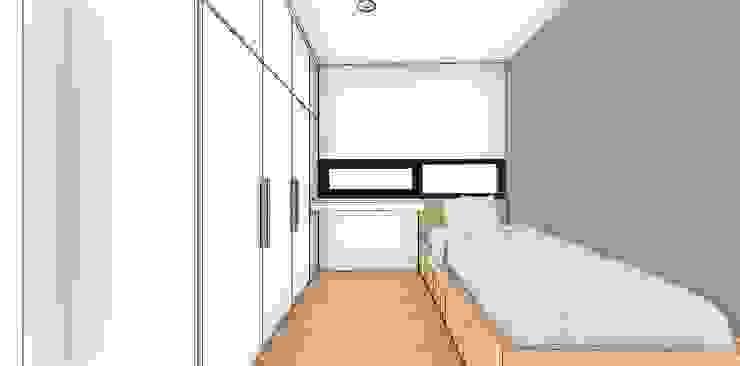 Kamar Anak Oleh KAIA Studio