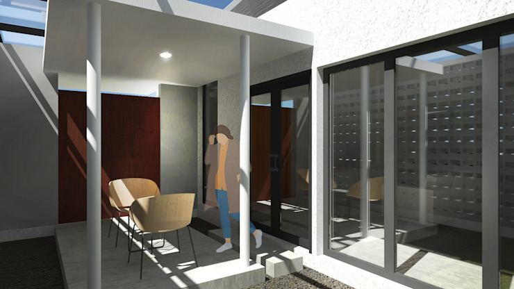 Foyer Oleh KAIA Studio
