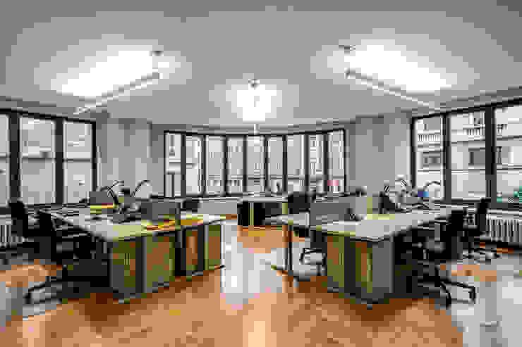 Modern Çalışma Odası MOB ARCHITECTS Modern
