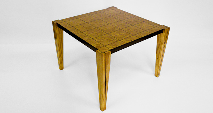 Daniele Corsi Living roomSide tables & trays Solid Wood
