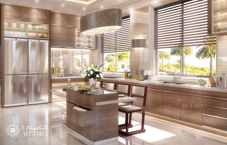 Modern Home Luxury Kitchen Interior Design Homify