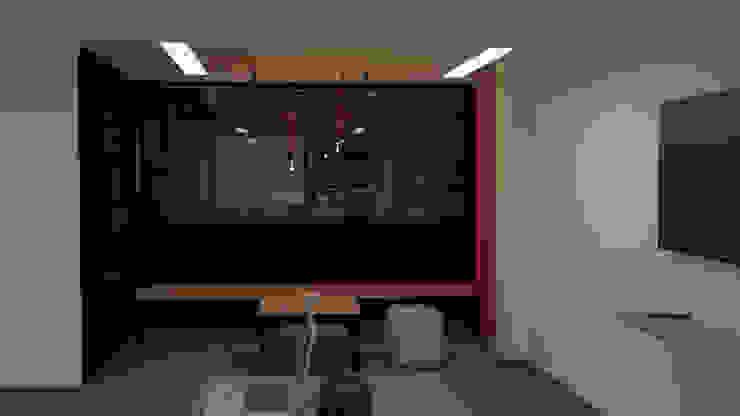 Diseño de área de bienestar para Clay .sa de Nuvú - Lideres en espacios comerciales.