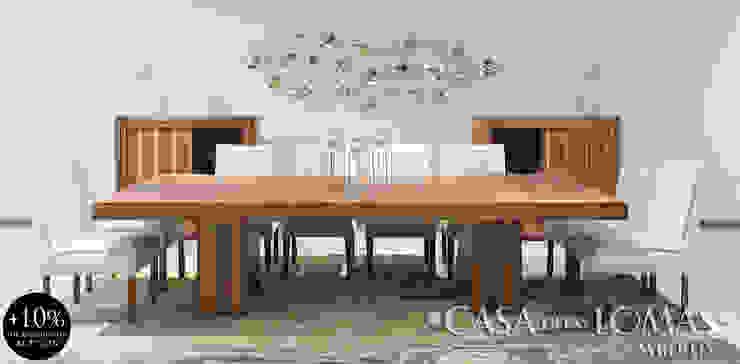 Casa de las Lomas Dining roomTables