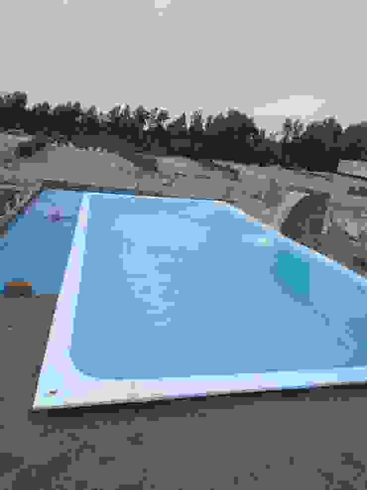 Cascada de Pool Solei