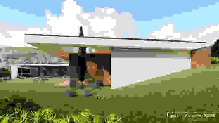 Casa da Folhada Miguel Zarcos Palma Casas modernas