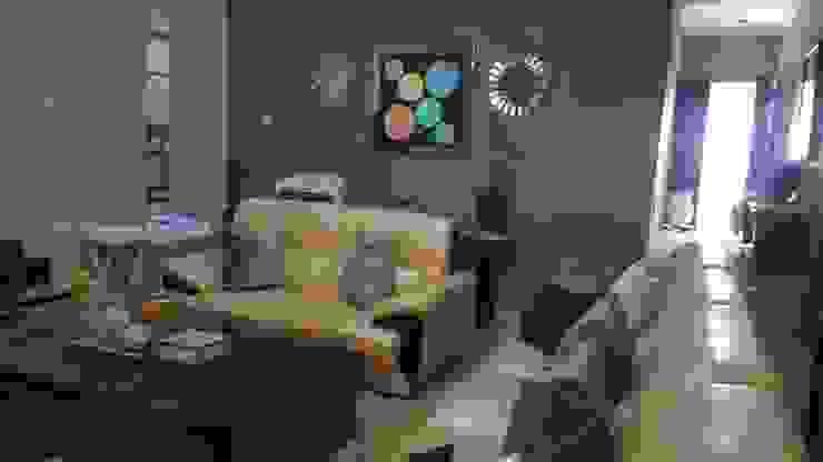 Lounge Modern living room by Simply Linda Modern