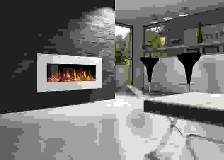 moderne Wärme : modern  von muenkel design - Elektrokamine aus Großentaft,Modern
