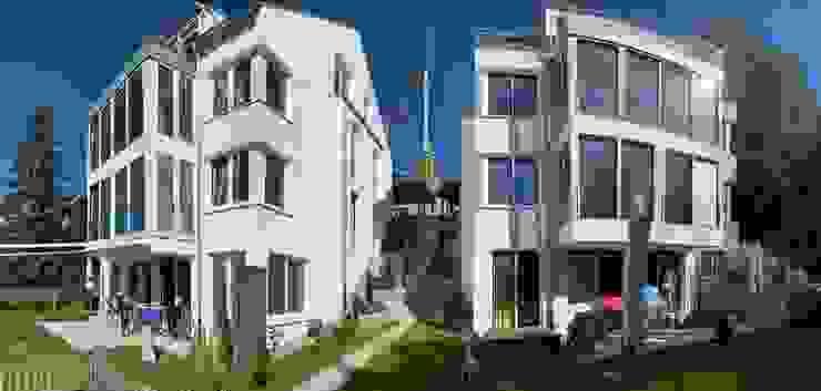 Zweifamilienhäuser von NOENENALBUS ARCHITEKTUR