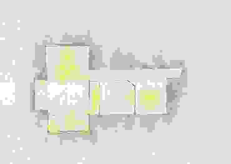 Grundriss Lichtverteilung: modern  von Sandra Klösges,Modern