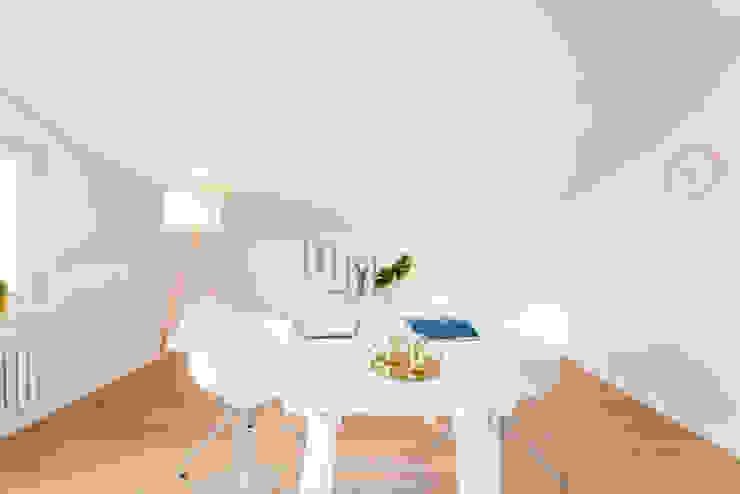 Ruang Studi/Kantor Modern Oleh Münchner home staging Agentur GESCHKA Modern