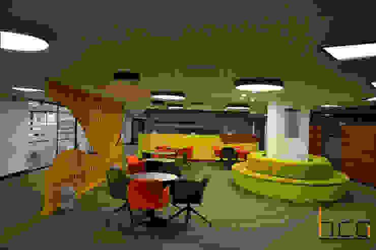 MERCEDES Ofis Tasarım, Dekorasyon ve Uygulama HCA Mimarlık İnş. Rek. San. Tic. LTD. ŞTİ. Modern Ahşap Ahşap rengi