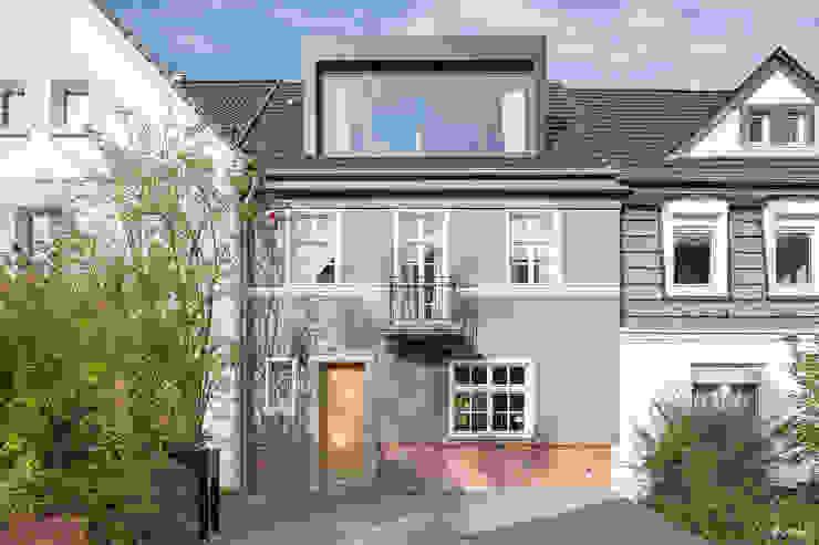 Ansicht Straßenseite ZHAC / Zweering Helmus Architektur+Consulting