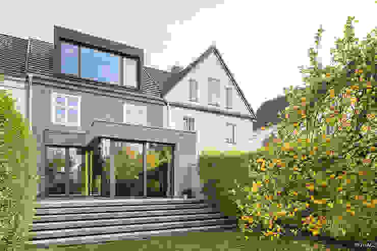 Ansicht Gartenseite ZHAC / Zweering Helmus Architektur+Consulting