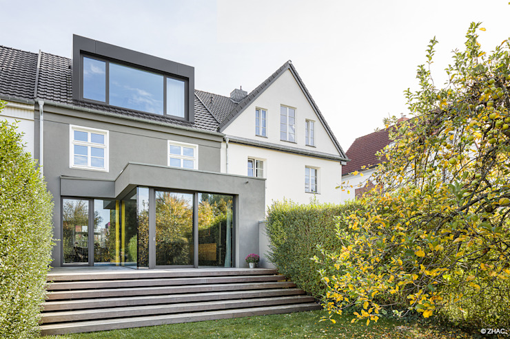by ZHAC / Zweering Helmus Architektur+Consulting
