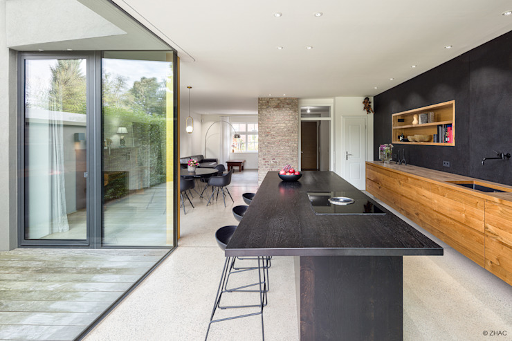 ZHAC / Zweering Helmus Architektur+Consulting Kitchen units