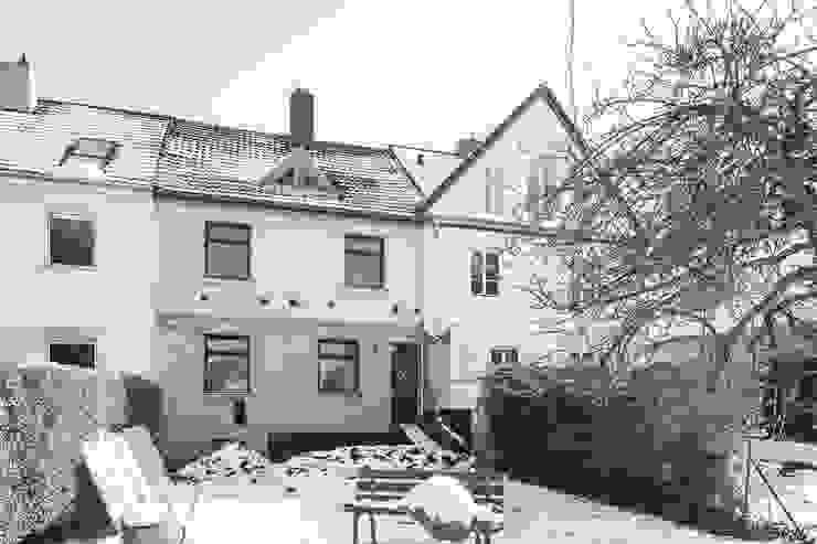 Ansicht Gartenseite vorher ZHAC / Zweering Helmus Architektur+Consulting