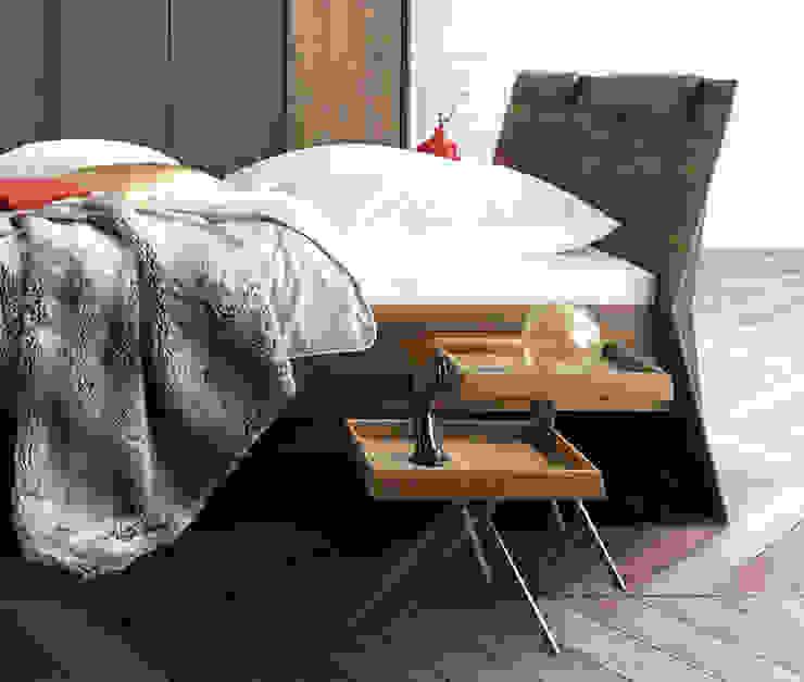 Mobilier contemporain pour chambre à coucher par Imagine Outlet Moderne