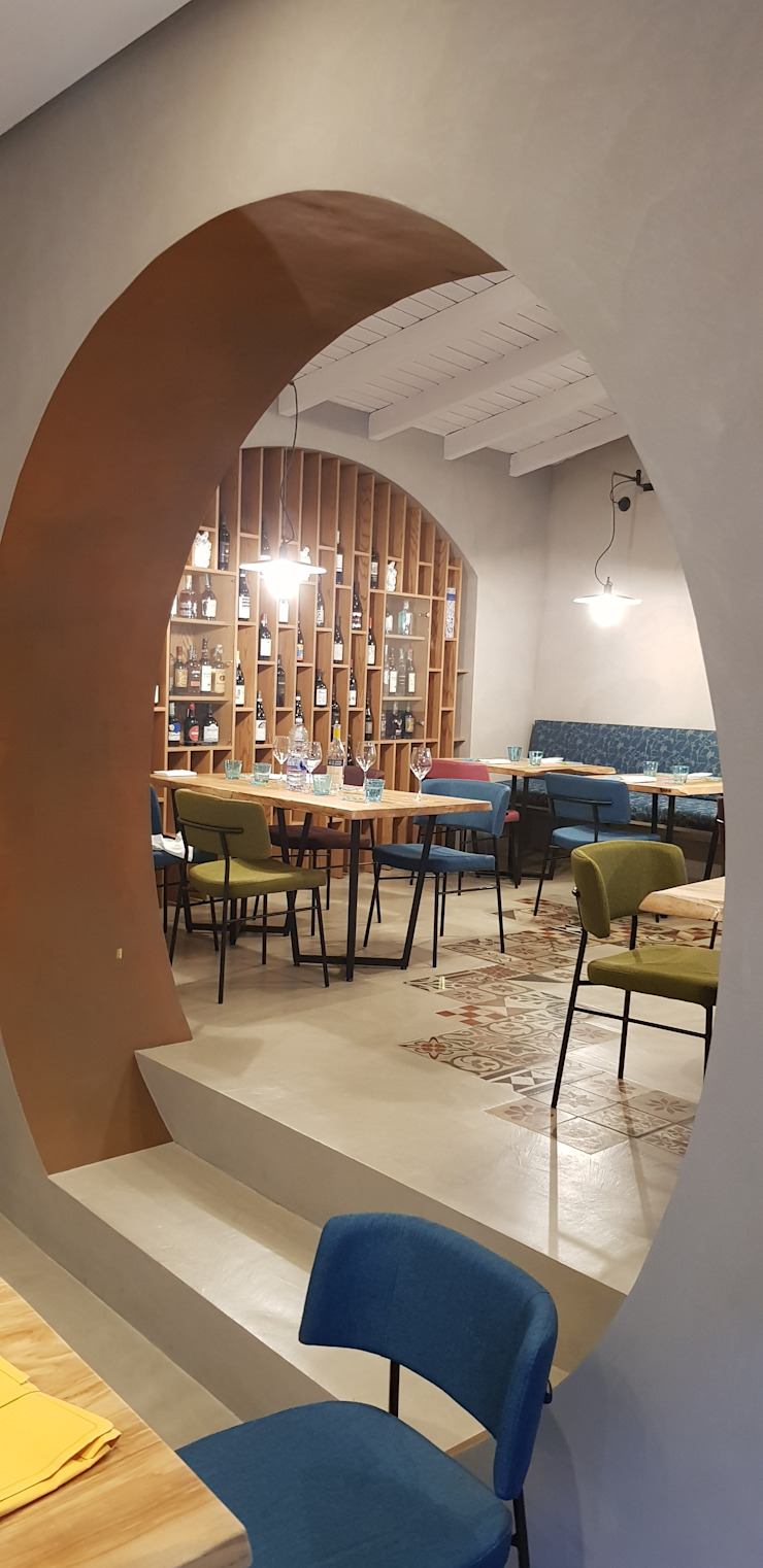 by Viviana Pitrolo architetto Mediterranean
