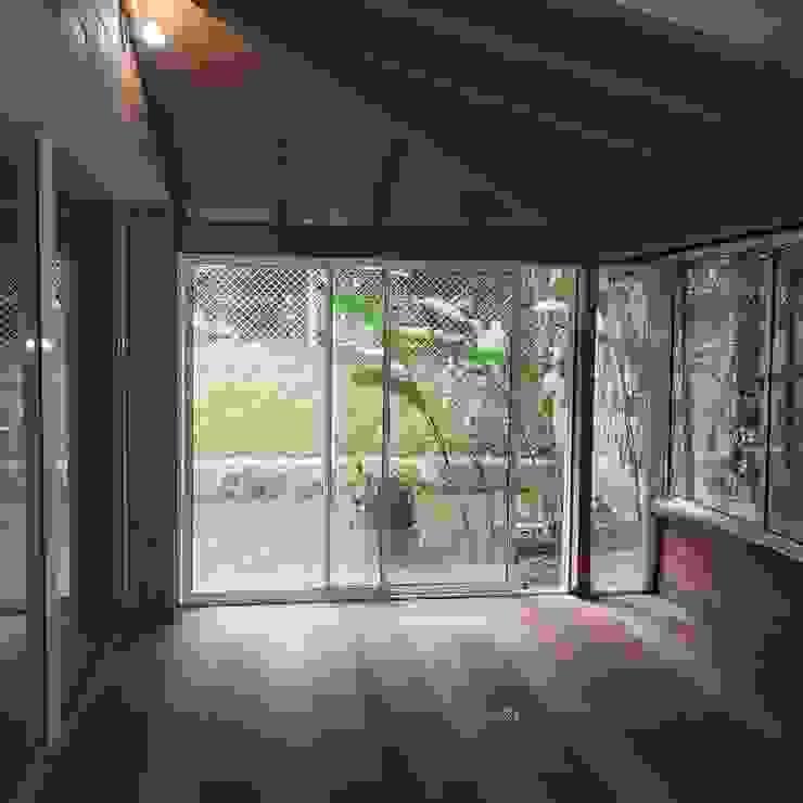 ANTES - ZONA SOCIAL de Arquitecto Juan Zapata Minimalista