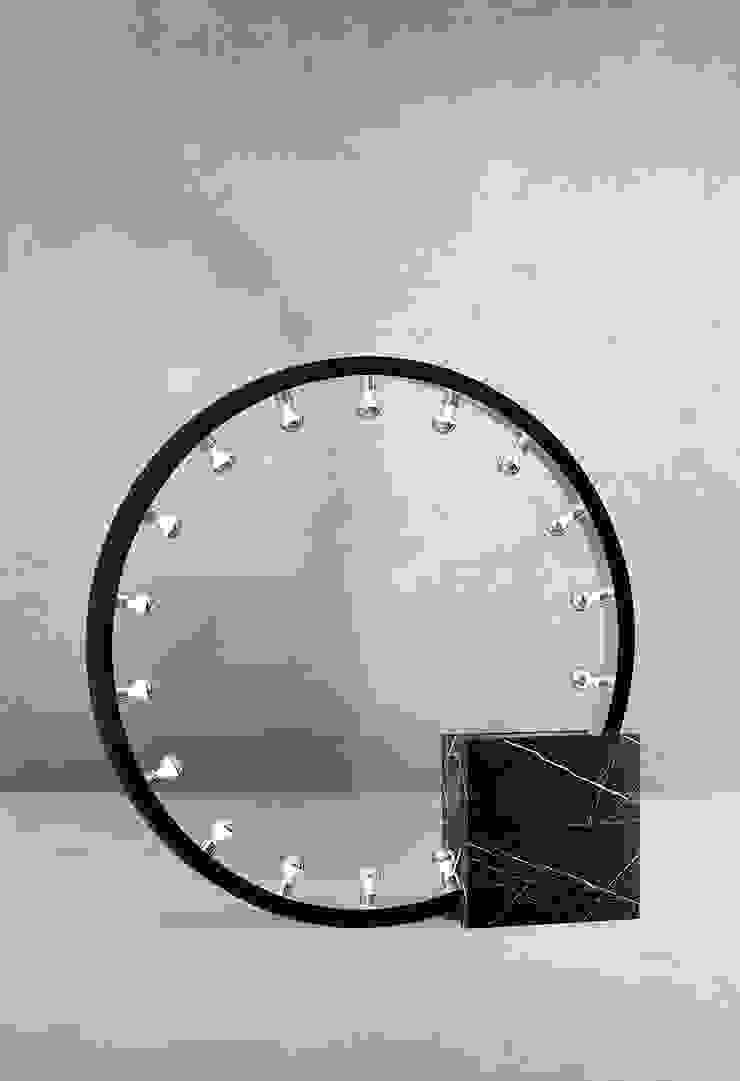 Designer floor lamp made of marble de Luxury Chandelier Moderno Mármol