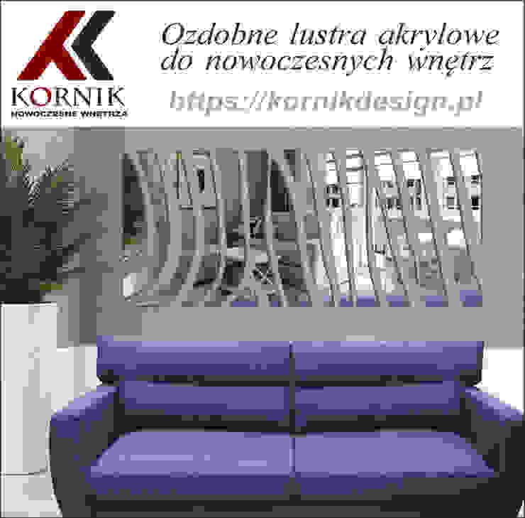 kornikdesign Living roomAccessories & decoration Plastic Metallic/Silver