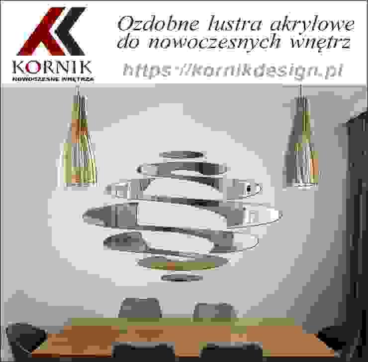 kornikdesign Dining roomAccessories & decoration Plastic Metallic/Silver