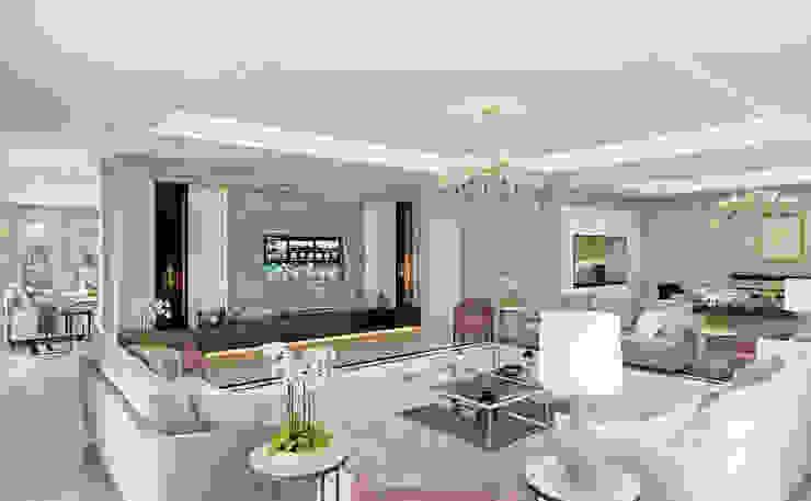 Living Room Sia Moore Archıtecture Interıor Desıgn Classic style living room