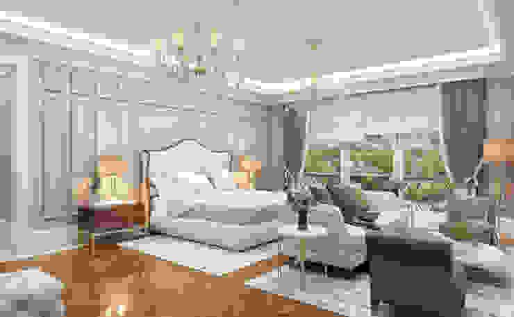 Master Bedroom Sia Moore Archıtecture Interıor Desıgn Classic style living room