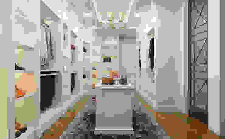Dressing Room Sia Moore Archıtecture Interıor Desıgn Classic style living room