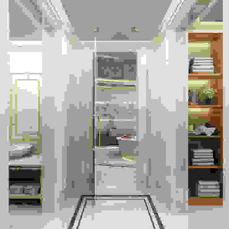 Turkish Bath Sia Moore Archıtecture Interıor Desıgn Classic style living room