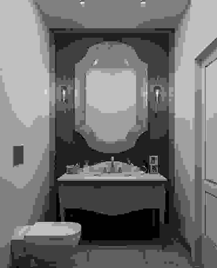 Phòng tắm phong cách hiện đại bởi VERO CONCEPT MİMARLIK Hiện đại