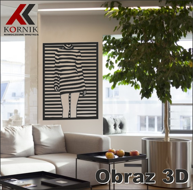 kornikdesign Living roomAccessories & decoration Plywood Red