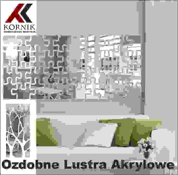 kornikdesign BedroomAccessories & decoration Plastic Metallic/Silver