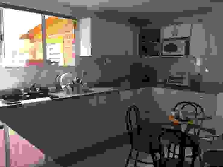 Antes - Cocina de Arquitecto Juan Zapata