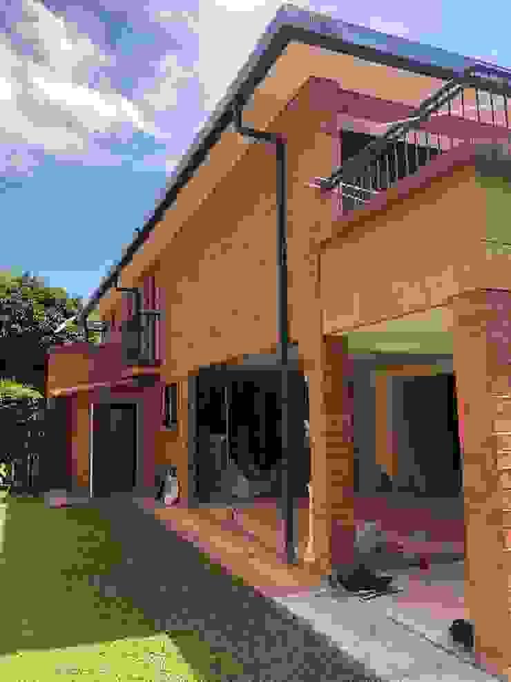 Antes - Terraza de Arquitecto Juan Zapata