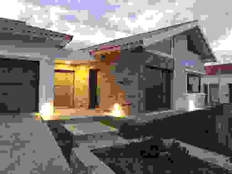 Dario Basaldella Arquitectura Single family home Stone Grey