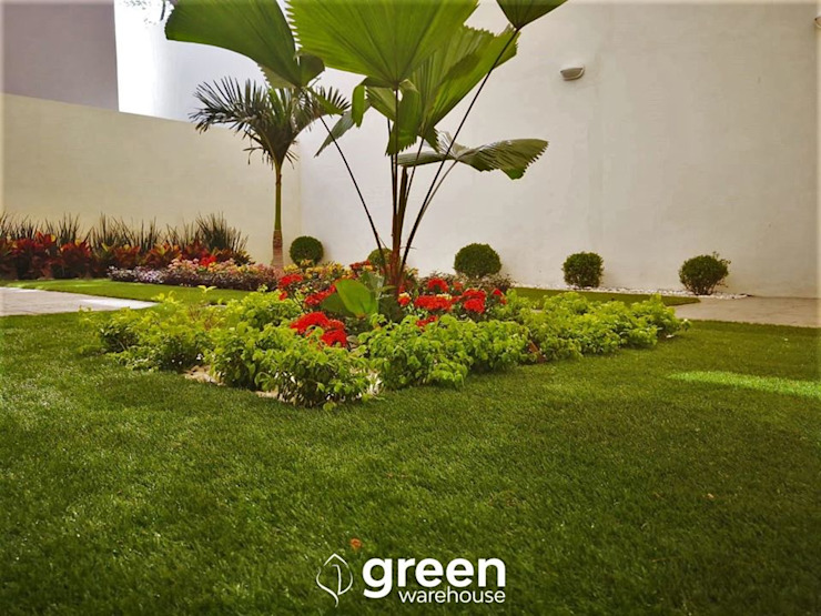 Green Warehouse Paysagisme d'intérieur
