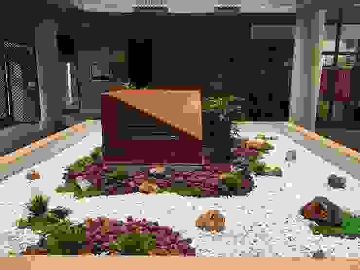 Jardín Comunitario Arquitectura Vegetal SL Jardines de estilo asiático