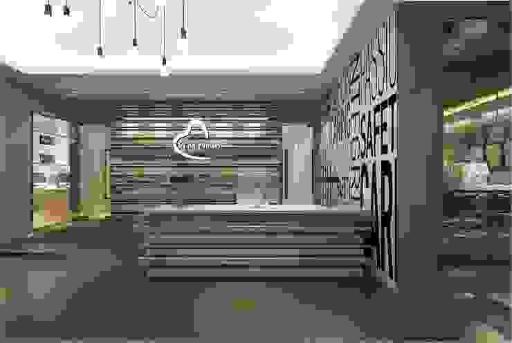 Reception Area by Ashleys Modern