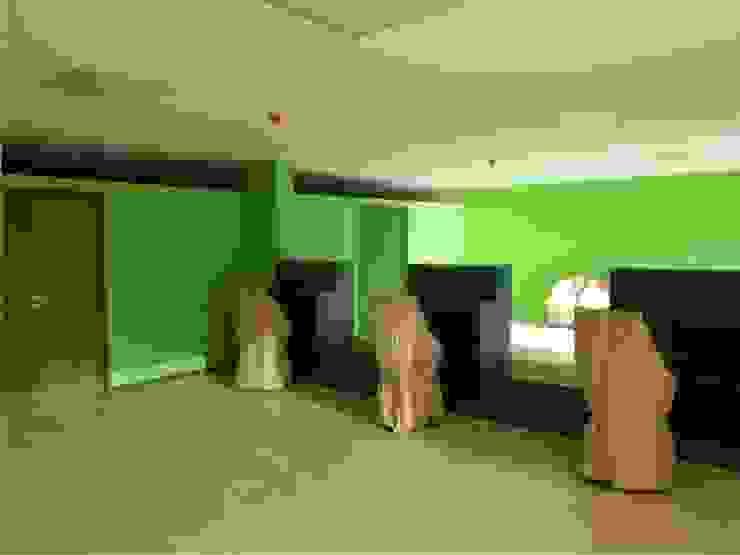 Dario Basaldella Arquitectura Office buildings Bricks Green