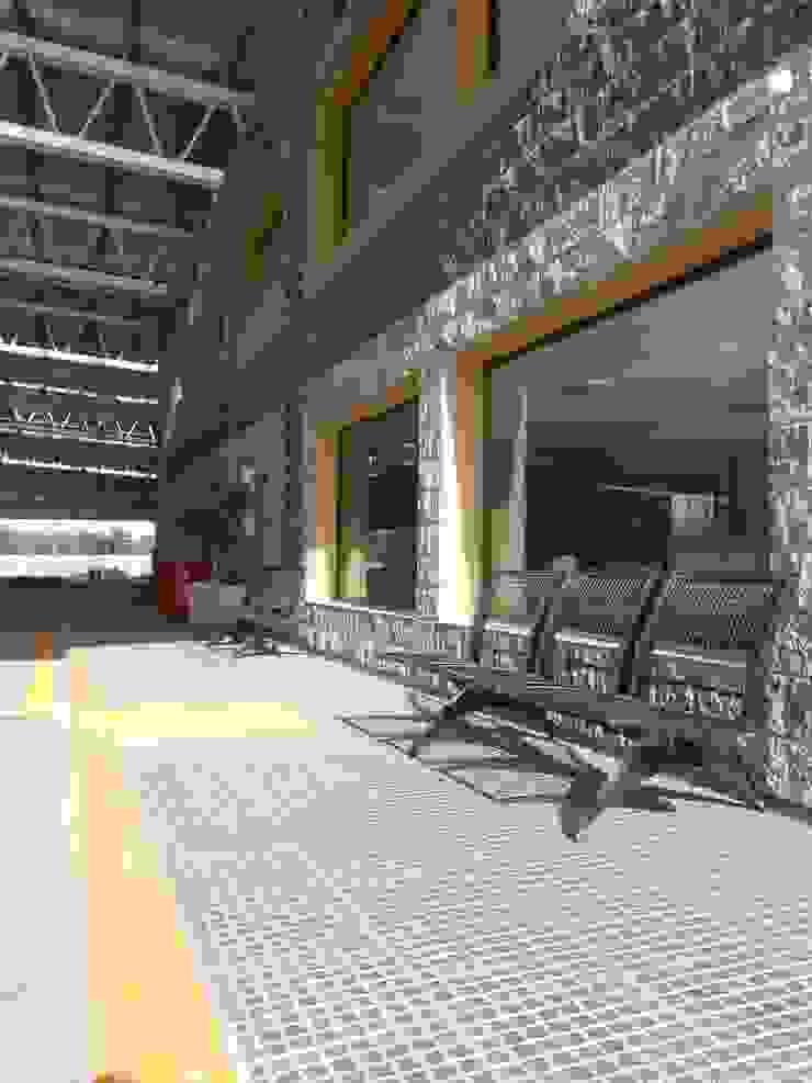 Dario Basaldella Arquitectura Bars & clubs Bricks Multicolored