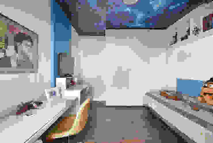 Suite Filha Adolescente Quartos modernos por Marcela Rocca Arquitetura & Interiores Moderno