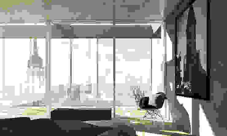 Minimalist bedroom by HOA Architecture and Design Minimalist