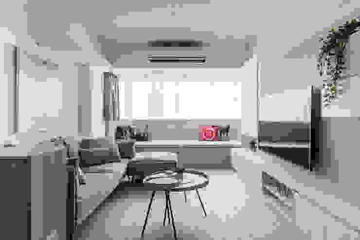 清新北歐溫暖宅 根據 你你空間設計 北歐風