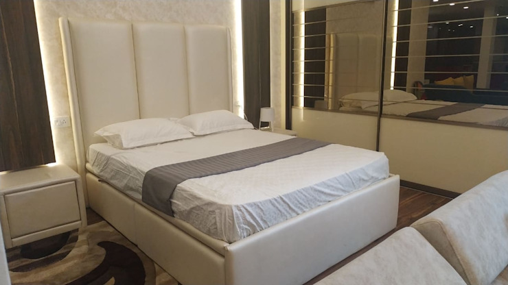 Master Bedroom, MBR, Bedroom, Wallbed, Wardrobes, interiors Comfold