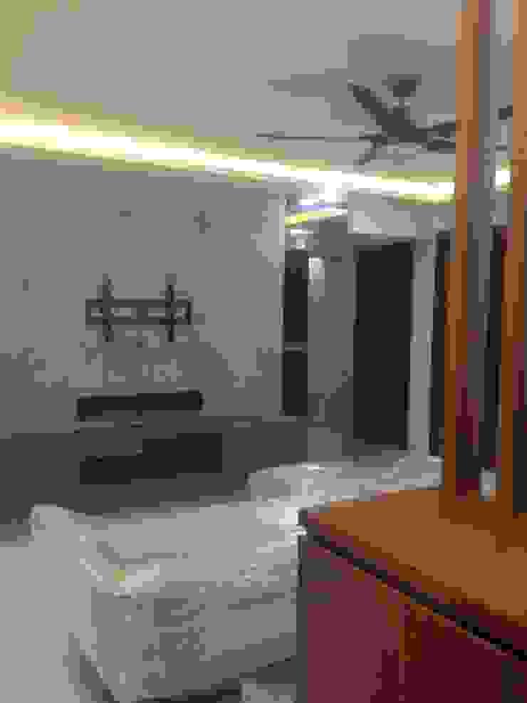 Renovation <q>Like a Condo</q> 69 Builder Pte Ltd Modern living room