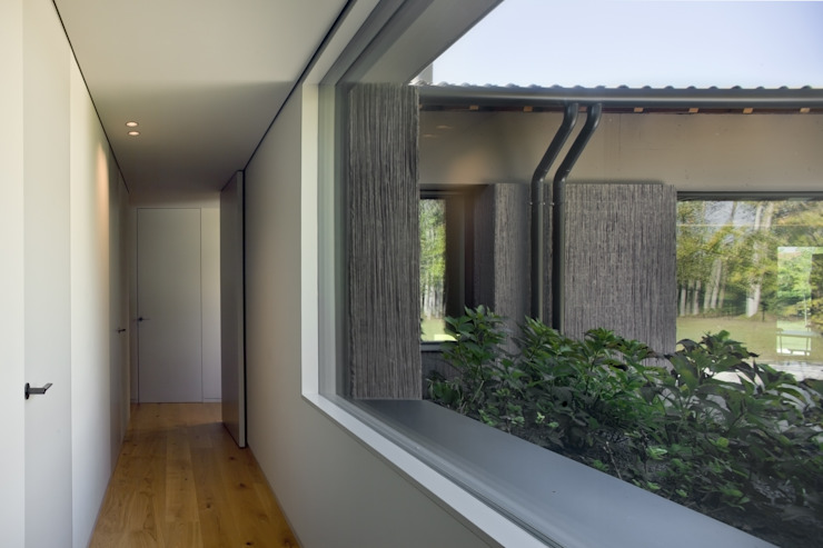 MIDE architetti Country style media rooms